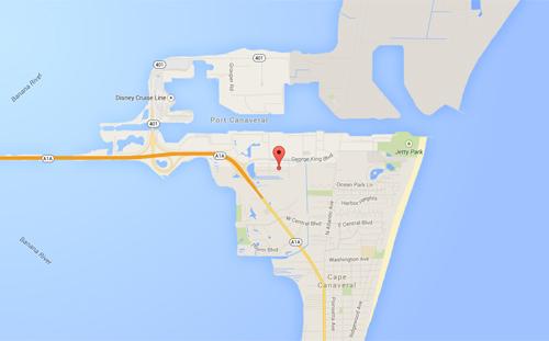 Locations: Port Canaveral, FL - Port Contractors Management, LLC